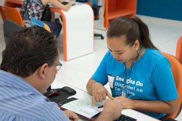 Energisa negocia débitos de clientes em João Pessoa