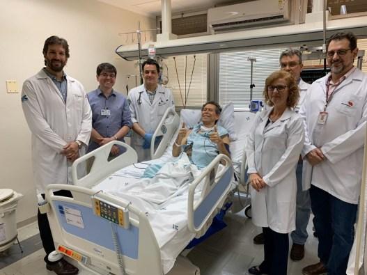 whatsapp image 2019 10 09 at 15.43.49 300x225 - Paciente com câncer em fase terminal tem alta após terapia genética pioneira obter sucesso pela 1ª vez na América Latina