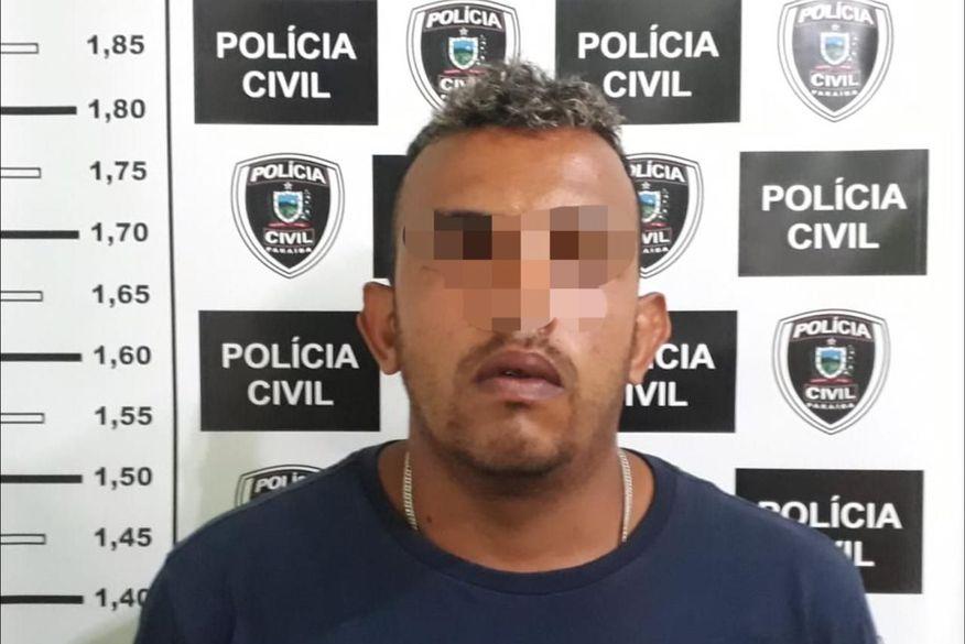 Polícia Civil prende suspeito de líderar facção criminosa em Santa Rita
