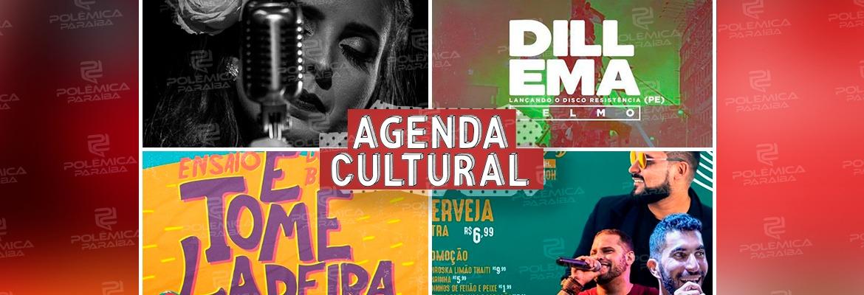 12a3e583 b445 4762 ba24 8171fc5a661f - AGENDA CULTURAL: Confira os eventos que agitam o fim de semana em João Pessoa