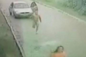 1 homem 14345073 - Homem é preso após correr nu atrás de mulher em Búzios - VEJA VÍDEO