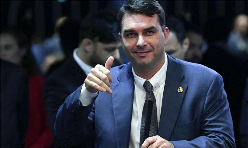 20190607091224551270o - Ministério Público do Rio abre 3ª investigação contra Flávio Bolsonaro
