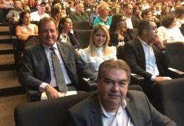 Lindolfo Pires participa de abertura do 2º Encontro de Administradores Tributários da Paraíba
