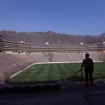 35977547580004753650000 - Conmebol prepara estádio da final da Libertadores às pressas