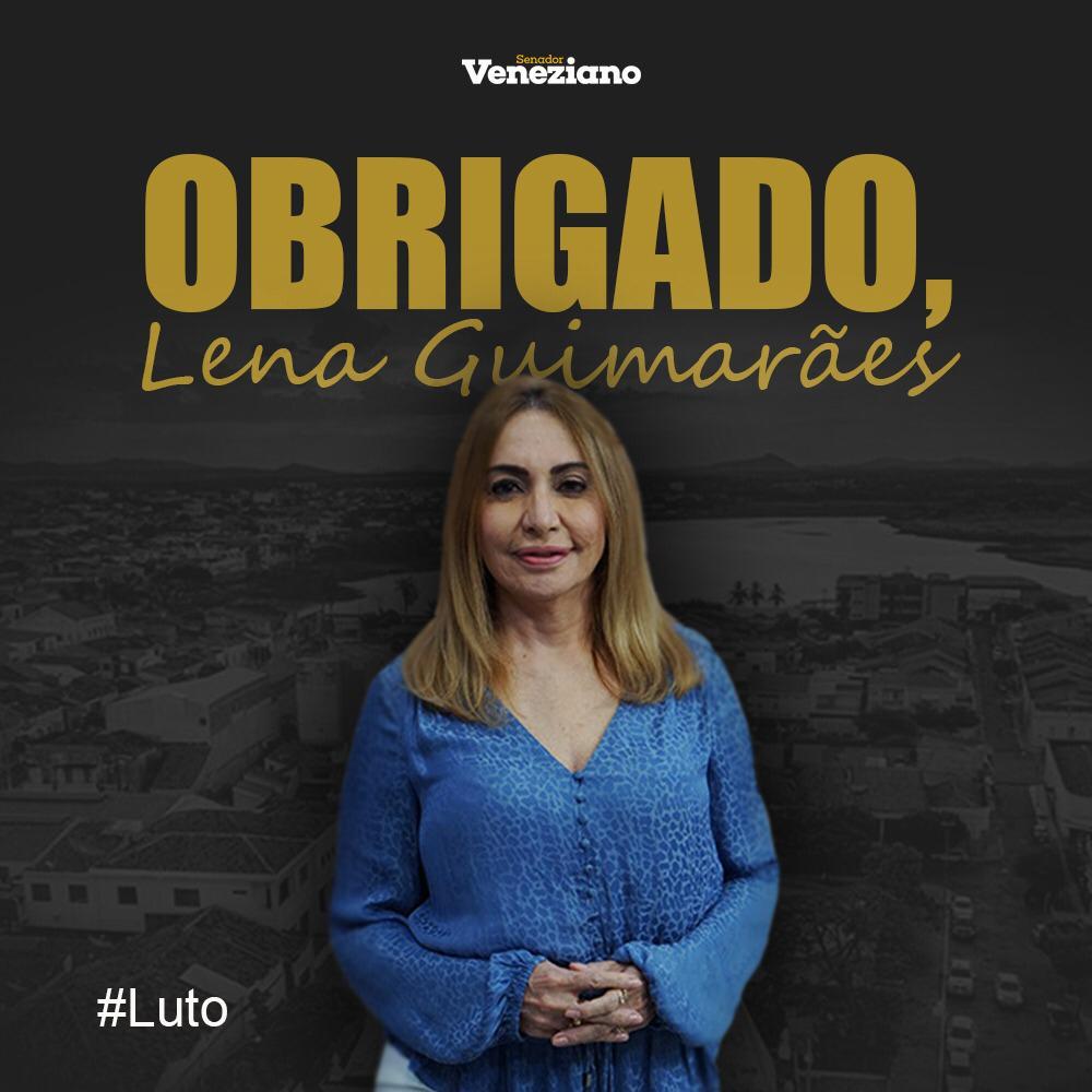3fd83932 7ccb 47d5 ba9e d4267083149e - Veneziano lamenta a morte da jornalista Lena Guimarães e destaca seu legado profissional