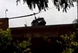 Helicóptero do Exército paraguaio cai e explode logo após decolar