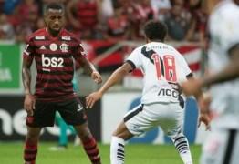 Priorizando novelas e filmes, Globo não transmitirá Flamengo x Vasco