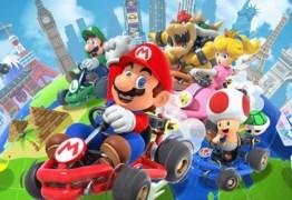 Mario Kart Tour ganhará multiplayer online em caráter de teste em dezembro
