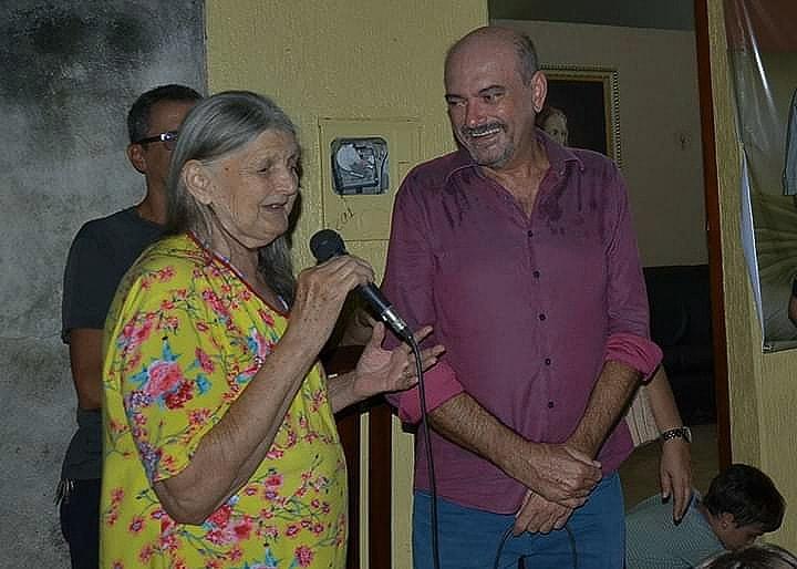 60429240 1040323589507480 7746225409577975808 n - Mãe de deputado Jeová Campos comemora possibilidade de soltura de Lula: 'Deus intercedeu por nós' - OUÇA