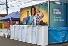 100 famílias de Catolé do Rocha ganham geladeiras novas nesta quinta