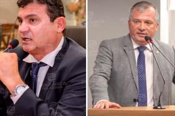 VOLTA PARA A ALPB: Trócolli Júnior assume vaga após licença do deputado Doda de Tião