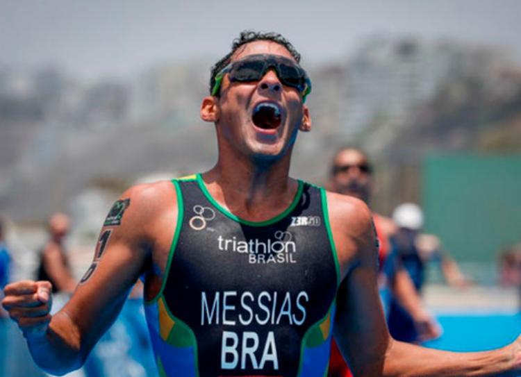 750 manoel messias copa do mundo ouro triatlo 2019114122148191 - Brasileiro Manoel Messias vence Copa do Mundo de Triatlo, no Peru
