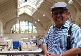 LUTO: morre jornalista paraibano William Monteiro, secretário particular de Cássio Cunha Lima
