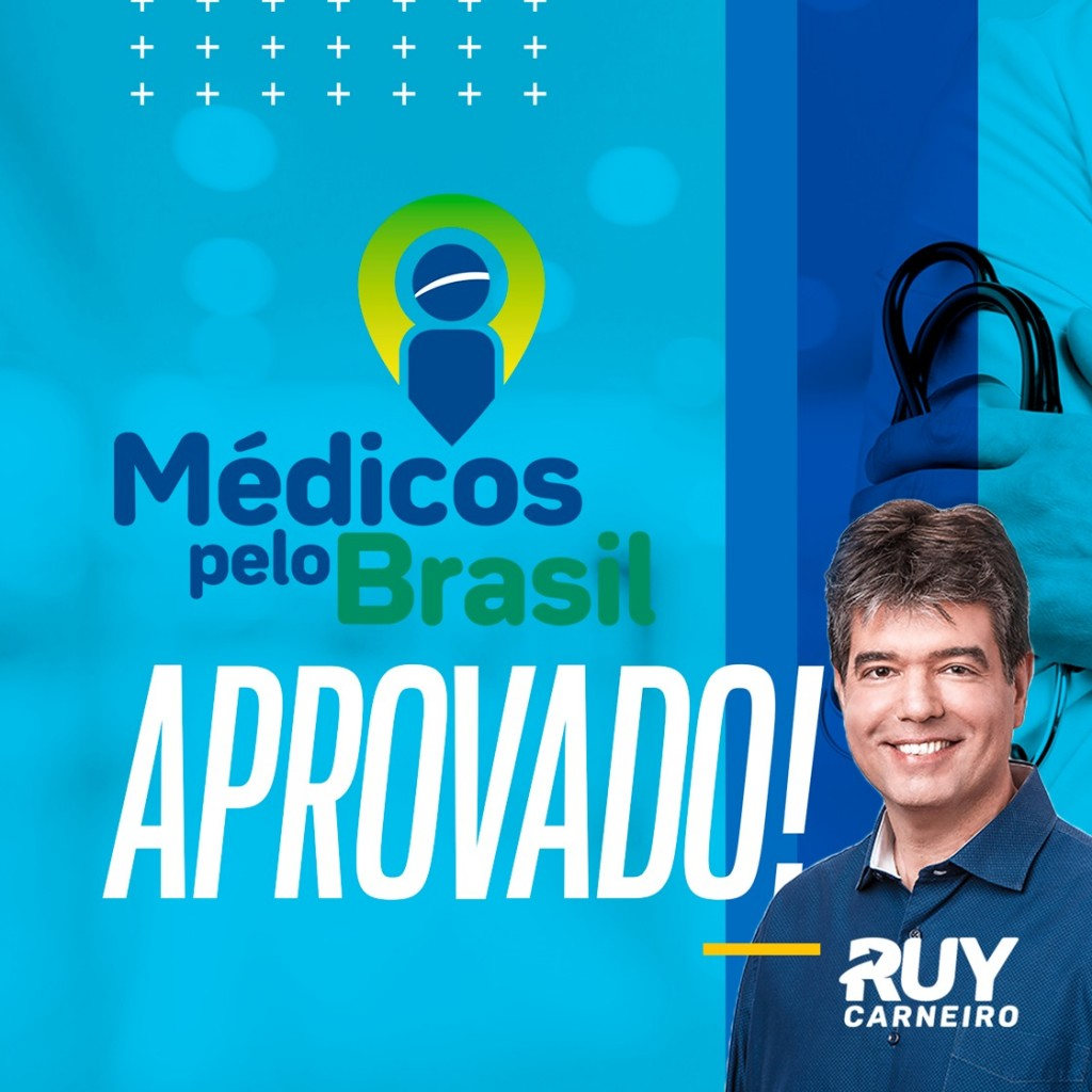 8d4d48ec 2805 4400 9904 1d432a2ca69b - Ruy comemora aprovação de Médicos pelo Brasil: 'Vitória para a saúde da população'