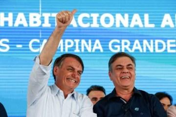 BOLSONARO E CÁSSIO - Cássio diz que há 'chance zero' de assumir partido de Bolsonaro na Paraíba
