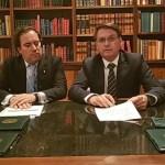 BOLSONARO LIVE CÁSSIO ROMERO - Em live, Bolsonaro volta a citar Cássio e elogia Romero Rodrigues: 'Festa maravilhosa'; VEJA VÍDEO