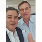BOLSONARO PARAÍBA - Ao lado de Efraim, Bolsonaro faz balanço de viagem: 'Paraíba no meu coração'; VEJA VÍDEO