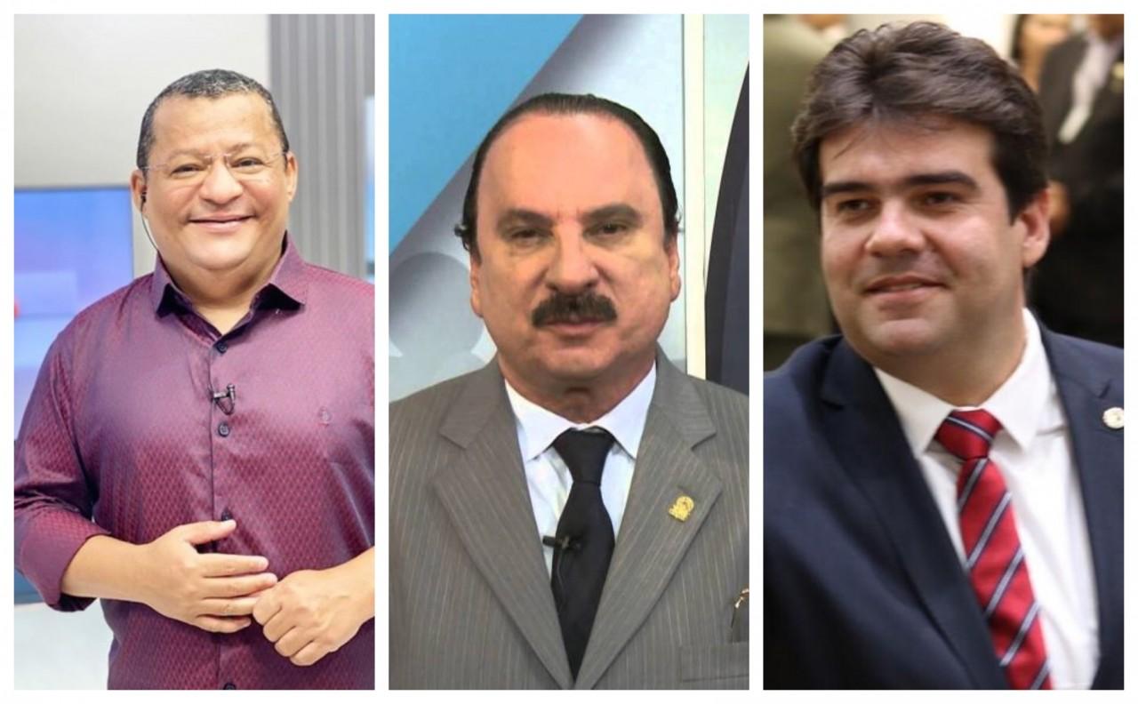 BeFunky collage 1 1 - PRÉ-CANDIDATOS A PMJP: primeiros colocados em enquete sobre eleições comemoram intenções de votos