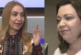 """""""TIVE DELA OS MELHORES CONTATOS COM GENTILEZA E AFETO"""" Cláudia Carvalho presta homenagem a Lena Guimarães"""