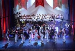 Sesc Paraíba promove Cantata de Natal no Centro de João Pessoa, nesta sexta-feira