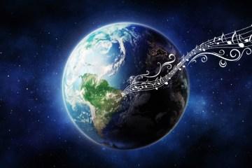 O CANTO DO PLANETA: Cientistas sintetizaram o incrível som do campo magnético da Terra
