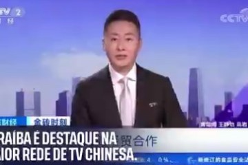CHINES - PARA CHINÊS VER: Confira a matéria sobre a Paraíba que foi vista por mais de um bilhão de chineses - VEJA VÍDEO