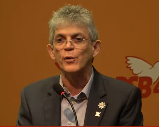 COUTINHO 2 - Em evento do PSB, Ricardo critica comportamento de Lula após sair da prisão