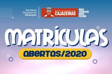 Capa279 - Secretaria de Educação de Cajazeiras dá continuidade a matrículas de alunos na rede municipal