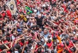 'FESTIVAL LULA LIVRE': Lula abre roteiro de viagens pelo Nordeste e irá celebrar liberdade no Recife