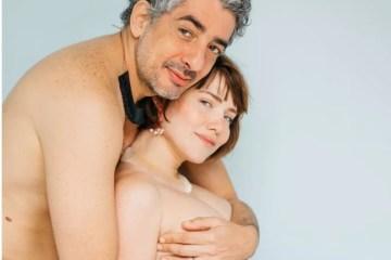 Capturar9 1 - Leticia Colin dá à luz seu primeiro filho, Uri