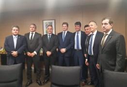 Cartaxo e bancada federal participam de reunião no Ministério do Desenvolvimento Regional