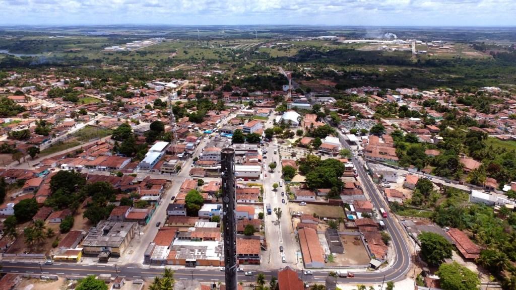 Centro de Conde.Foto .AltairCastro.SECOMD 1024x576 - Prefeitura de Conde injeta R$ 7,1 milhão na economia local com pagamento dos servidores