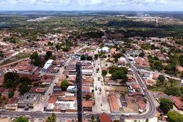 Centro de Conde.Foto .AltairCastro.SECOMD - Prefeitura de Conde injeta R$ 7,1 milhão na economia local com pagamento dos servidores