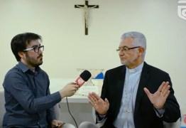 EXCLUSIVO: padres devem evitar 'política partidária' e católicos precisam fugir de 'extremismos', diz Dom Delson; VEJA VÍDEO
