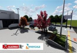 Parceria da Energisa e Prefeitura de Cajazeiras garante novo espaço de convivência para a cidade