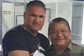 JULIAN E NILVAN - Nilvan Ferreira no PSL: reportagem do CB diz que o radialista vai concorrer eleições municipais com o aval de Julian Lemos