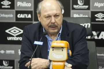 Empresário confirma sondagem do Santos para contratar destaque do Brasileirão