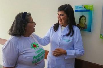 Ligia Feliciano - Lígia lança Plano da Igualdade Racial em solenidade no Palácio