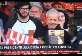 Justiça determina soltura do ex-presidente Lula da Silva