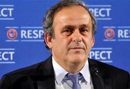 'O VAR é uma bela m…', diz ex-presidente da Uefa