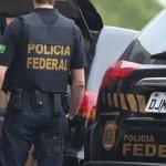 Policia Federal Operação - Polícia Federal deflagra operação nesta quarta-feira na Paraíba