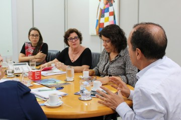 Reunião Energisa Fotos LeandroSantos Secomd 4 - Prefeita Márcia Lucena e Presidente da Energisa discutem ações e parceiras para o município de Conde