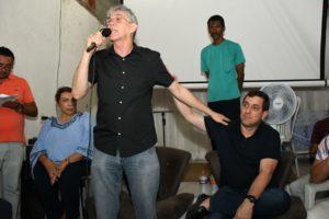 Ricardo - Gervásio, com o apoio de Ricardo, é o candidato do PSB à prefeitura - Por Nonato Guedes