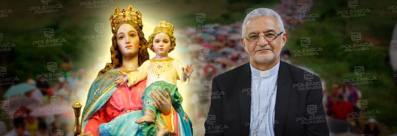 Romaria da Penha e Dom Delson - ROMARIA DA PENHA: Para Dom Delson, a 'fé do povo' é 'incontrolável' e principal marca da festa católica; VEJA VÍDEO