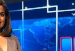 Larissa Pereira no 'Jornal Nacional': orgulho de ser 'Paraíba' – Por Nonato Guedes