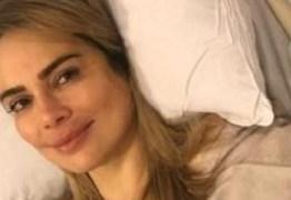 Rachel Sheherazade é internada em São Paulo e passará por nova cirurgia