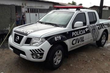 Viatura Márcio Rangel - Ação policial desarticula ponto de tráfico de drogas em Pirpiritiba
