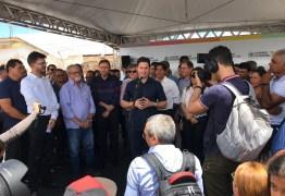 Veneziano participa de entrega de obras em Cacimba de Dentro e destaca qualidades do governo João Azevêdo