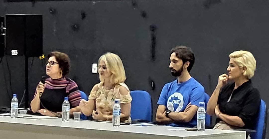 WhatsApp Image 2019 11 11 at 20.55.27 - VI SEMANA DE JORNALISMO VH: Jornalista do The Intercept fala como a repercussão da VazaJato afetou sua vida social; confira
