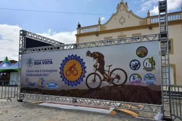 I Pedal Beneficente em prol do Hospital da FAP em Boa Vista acontece neste domingo e conta com show do cantor Felipe Warley – VEJA VÍDEO